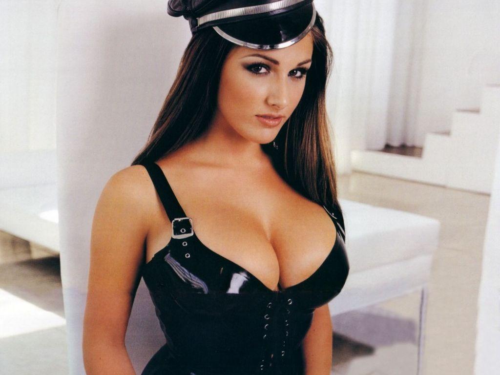 Abella anderson female cop 9